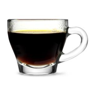 Set 6 Tazzine Ischia cl 8 Borgonovo Tazze Caffe'
