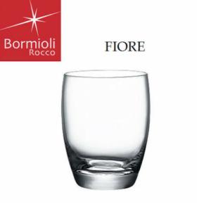 Set 3 Bicchieri FIORE Acqua 30 cl Bormioli Rocco Vetro Trasparente