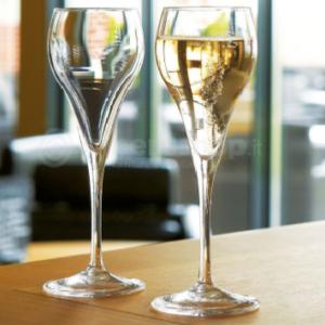Set 6 Bicchiere Brio Flute 16 cl Arcoroc Vetro Trasparente