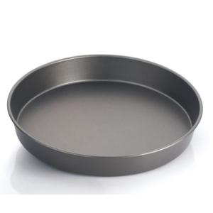 Ruoto Vespa Basso altezza 4,5 cm Dolci Torte Alluminio Antiaderente cm 24-26-28-30