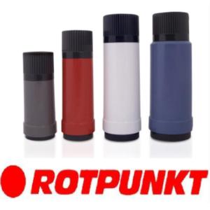 Thermos Rotpunkt Contenitore Termico 18/10 Misure 125 ml 250 ml 500 ml