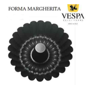 Forma Margherita cm 24 – 28 – 32 – 36 Vespa Babà Stampo Torta