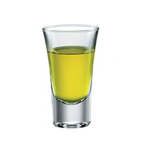 Set 6 Bicchieri Dublino Bormioli Rocco Liquore e Amaro Vetro Trasparente cl 3,4 e 5,7