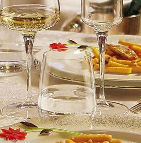 Set 6 Bicchiere Aurum Bormioli Rocco cl 36 Acqua Bibita Vino