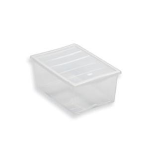 Scatola Box Spring Belli e Forti Plastica Contenitore Porta Abiti Varie Misure