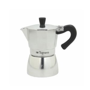 Caffettiera Mirror Tognana 1-2-3 tazze e 1/2 tazza Macchinetta Caffè