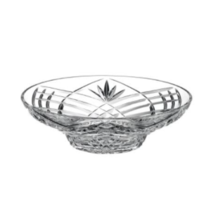Centrotavola Melodia cm 30,5 RCR Vetro Cristallino Trasparente