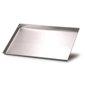 Teglia Alluminio Professionale Fasa Rettangolare Pizza e Focacce Varie Misure