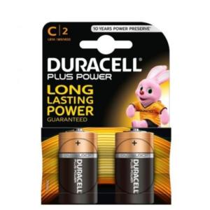 Pila 1/2 Torcia 1,5 V Duracell Plus Power Alcaline Pila