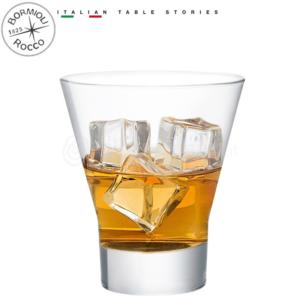 6 Bicchieri Ypsilon Bormioli Rocco Vetro Trasparente Varie Misure