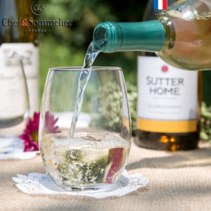6 Bicchieri Primary cl 44 Arcoroc Bicchiere Vetro Trasparente Chef&Somelier
